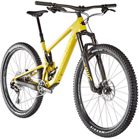 Santa Cruz Tallboy 4 CC XO1-Kit, Rocksteady Yellow/Yellow